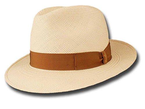 cappello-borsalino-140228-fedora-panama-quito-6-cm-bianco-panna-nastro-nocciola