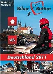Biker-Betten Deutschland: Motorrad-Tourenplaner und Hotelführer Deutschland