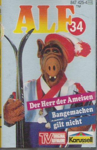 ALF (34) Der Herr der Ameisen/Bangemachen gilt nicht