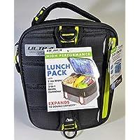 Preisvergleich für Erweiterbar Lunch Pack Ultra Arctic Zone Bento Container 2Kühlakkus schwarz gelb