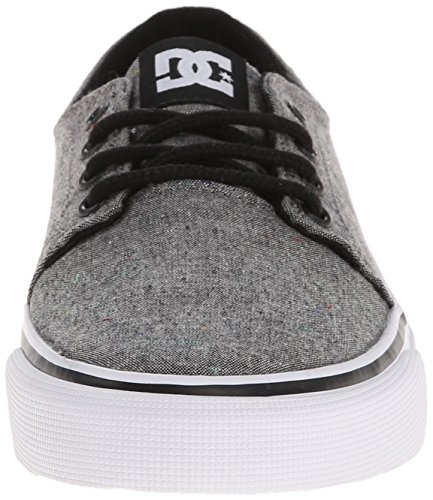 DC TRASE TX SEBL0 Herren Sneakers Schwarz (BLACK- BL0)
