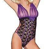 DAYSEVENTH SEXY Women Lingerie Underwear Sleepwear Dress Lace Temptation Bowknot