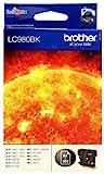 Brother LC-980BK Tintenpatrone für den Drucker DCP-145 -165C schwarz