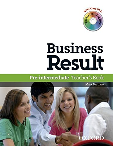 Business Result Pre-Intermediate: Teacher's Book and DVD Pack
