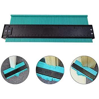 Copy Reproduce Irregular Shapes Up To 45mm Depth 150mm Steel Profile Gauge