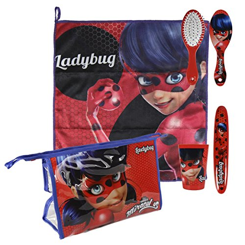 Made in Trade - Trousse De Toilette Lady Bug, 2500000703