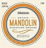 D\'Addario EJ80 Cordes pour Mandoline