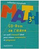 Image de Transmath 3e Eleve CD rom