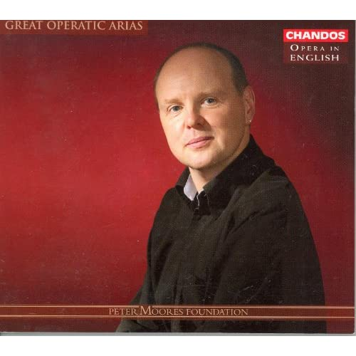 Great Operatic Arias (Sung In English), Vol. 15 - Barry Banks
