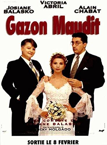 gazon-maudit-1994-victoria-abril-116x-158cm-mostra-cinema-originale