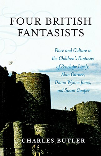 Four British Fantasists: Place and Culture in the Children's Fantasies of Penelope Lively, Alan Garner, Diana Wynne Jones, and Susan Cooper