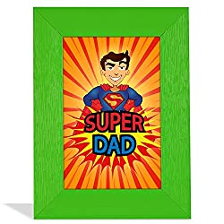 Super Dad Quotation Frame