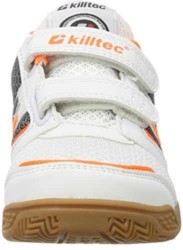 Killtec Unisex-Kinder Aaro Jr Hallenschuhe Weiß (Weiss)