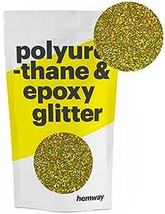 artens suelo laminado: Hemway - Cristales metálicos con purpurina para suelos de resina epoxi (500 g), ...