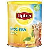Product Image of Lipton Iced Tea Natural Lemon Makes 20 Quarts. 1.5kg