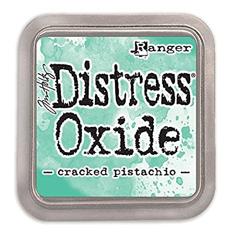 Ranger Cracked Pistachio Distress Oxide Ink Pad,
