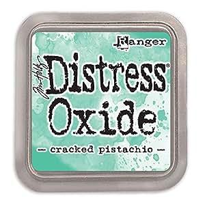 Ranger gebrochenen pistazie Not-Oxid Tinte Pad, Grün