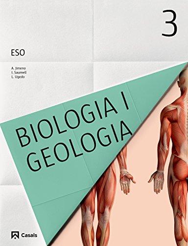 Biologia i Geologia 3 ESO (2015) - 9788421854679