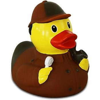 Lilalu 1526 - Detective Duck Sherlock Holmes Rubber Duck Bathtub ...