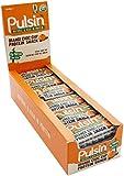 Pulsin' Protein Snack - Orange Choc Chip 18 x 50g bars | Gluten Free | Vegan | Dairy Free
