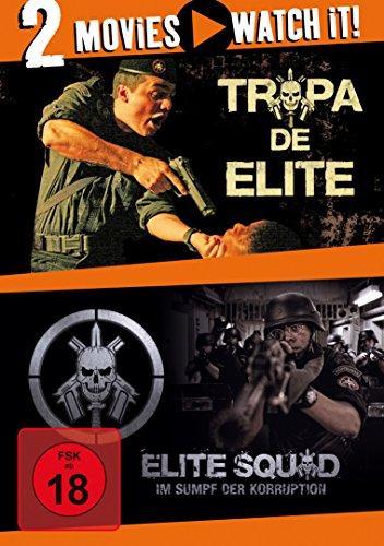 Bild von Tropa de Elite / Elite Squad [2 DVDs]