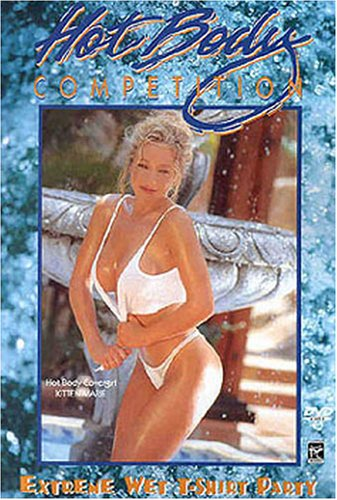 HotBody COMPETITION Extreme Wet T-shirt Party DVD (Wet Wet-t-shirt Wet)