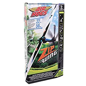 Airhogs - 6020866 - Radio Commande - Zipwing - Coloris aléatoire