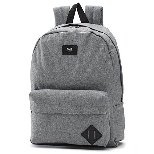 Vans OLD SKOOL II BACKPACK Sac à dos loisir, 42 cm, 22 liters, Gris (Heather Suiting)