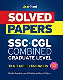 Solved Papers SSC CGL Combined Graduate Level Tier-I 2018
