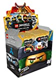 Top Media 180453 Lego Ninjago Serie IV - Espositore con 50 Booster, Multicolore
