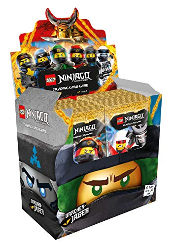 Top Media 180453 - Lego Ninjago Serie IV, Display mit 50 Boostern