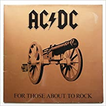 more images AC/DC – For Those About To Rock We Salute You