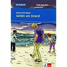 Gefahr am Strand + CD - Nivel A1 (Lecturas Aleman) - 9788423671441