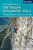 Via Ferratas of the Italian Dolomites: Southern Dolomites, Brenta and Lake Garda Area: Southern, Brenta and Lake Garda v. 2 (Cicerone Mountain Walking)