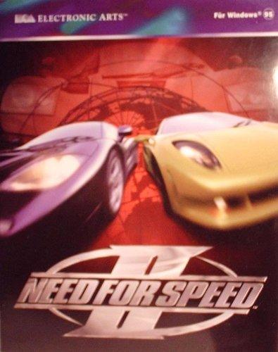 Electronic Arts Need for Speed II