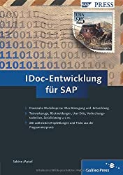 IDoc-Entwicklung für SAP (SAP PRESS)