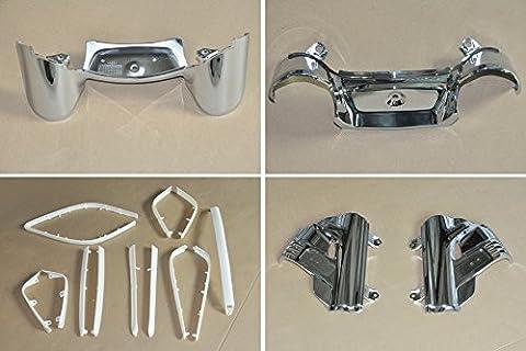 Gowe AABS spritzgegossener unlackiert Karosserie Verkleidung für Honda GL GLX 1800Gold Wing 20082009201020112012[ck1053]