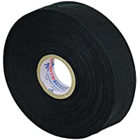 Sport Tape Raqueta Tape 50 m x 36 mm), color negro