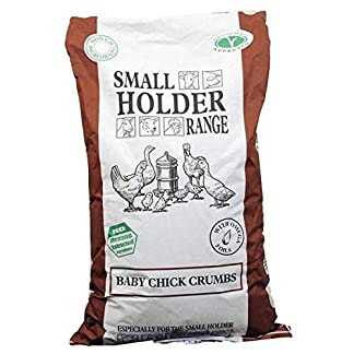 Allen & Page Baby Chick Crumbs Complete Dry, 20 kg 13