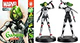 Marvel Fact Files Collection Figura de resina GAMORA