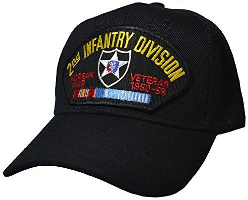 2nd Infantry Division Korean War Cap