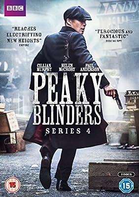 Peaky Blinders Series 4 [DVD]