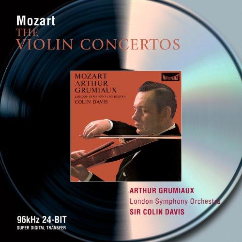 Mozart: Violin Concertos (2 CDs)
