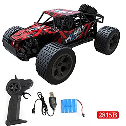 Remote Control Buggy,1:20 2WD High Speed RC Racing Car 4WD Remote Control Truck Off-Road Buggy Toys(B) by TigerTrading