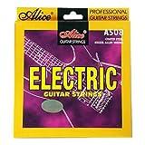 Alice - Cordes pour guitare electrique .009-0.42