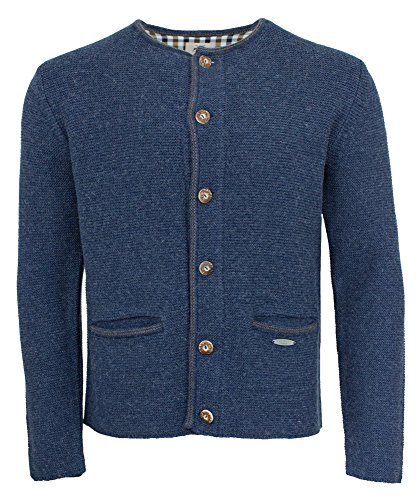 Country Maddox Men's Jacket Blue Indigo Blue Blue 34R