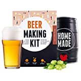 Home Brew Beer Kit - IPA in A 5-Litre Keg - Ready in