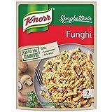 Knorr, Spageti al funghi - 10 de 160 gr. (Total: 1600 gr.)