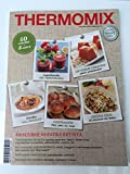 Thermomix Magazine Original Vorwerk Thermomix TM31 TM5 Heft in spanischer Sprache