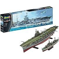 """Revell 05149 34.3 cm """"HMS Ark Royal and Tribal Class Destroyer """" Model Kit"""